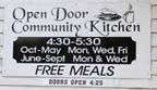 Open Door Community Kitchen